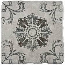 merola tile braga blue 7 3 4 in x 7 3 4 in ceramic floor and