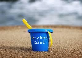 bucket list u2013 the chaotic soul