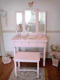 Shabby Chic Vanities by Best 25 Pink Dressing Tables Ideas On Pinterest Girls Vanity