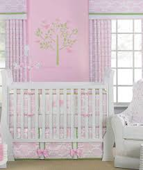 Pink And Green Crib Bedding Animal Print Baby Crib Nursery Bedding Giraffe Leopard