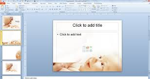 u0026 mommy powerpoint templates