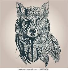 25 unique white wolf tattoo ideas on pinterest yin yang wolf
