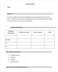 resume formats word resume format for word cv resume