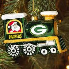 football fans green bay packers christmas ornament 1