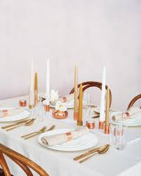 table centerpieces for wedding 39 simple wedding centerpieces martha stewart weddings