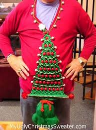 Ugly Christmas Sweater Decorations Best Diy Christmas Sweaters Of All Time