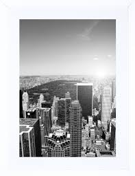 home interiors and gifts framed art new york city black white photo gift frame art print picture