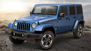 jeep grey blue jeep introduces 2014 wrangler polar edition for winter autoweek