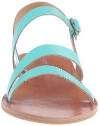lucky brand womens alexcia leather open toe casual ankle strap sandals