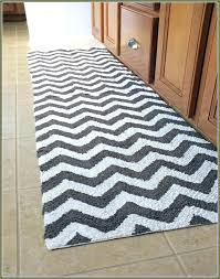 Bathroom Rug Runner Bathroom Rugs Somerset Black And White Bath Rug Elkar Club