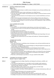 resume format exles documentation of android android developer resume sles velvet jobs