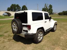 white jeep sahara 2 door jeep wrangler sahara in louisiana for sale used cars on