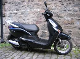 honda lead 110cc scooter in new town edinburgh gumtree