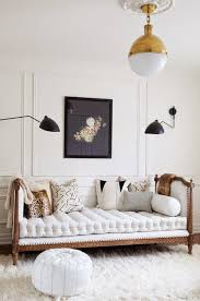 White Contemporary Sofa by Best 25 Modern French Decor Ideas On Pinterest Emerald Green