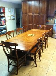 Ethan Allen Kitchen Tables by Refinished Fire Station U0027ethan Allen U0027 Kitchen Table Just Fine Tables