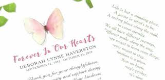 thank you sympathy beautiful butterfly card julie alvarez designs