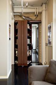 how to make a bifold bookcase home pinterest bookcase door