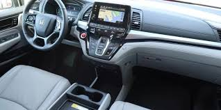 Honda Odyssey Interior 2018 Honda Odyssey Release Date Price Specs Interior
