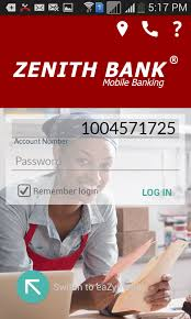 zenith bank mobile app android apps google play