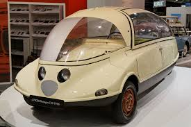 vintage citroen cars citroën c10 ladybird from the future car design news