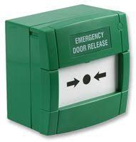 break glass door release green break glass emergency door release double pole kac cpc