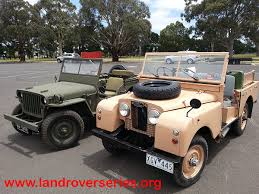 original land rover land rover series 1 for sale