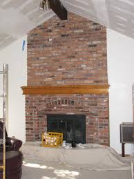 let us bring your brick fireplace into this decade the magic
