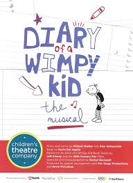 cherry and spoon diary of a wimpy kid the musical at