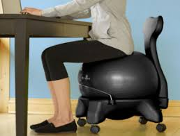 Bounce Ball Chair 20 Nifty Gadgets That Keep You Healthy At Your Desk Scoopfed