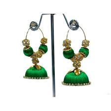 threaded earrings threaded earring jcer24