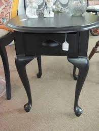 queen anne end tables queen anne style end table painted in annie sloan chalk paint french