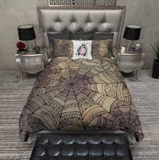 inspired bedding mandala inspired spider web bedding ink and rags