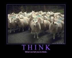 Sheeple Meme - how to brainwash the sheeple into doing anything you want the