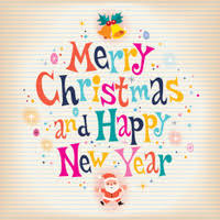merry christmas and happy new year stock photos freeimages com