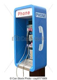 telephone booth blue telephone booth with background cut out stock photographs