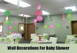 baby shower wall decorations seven cheap baby shower decorations cheap baby shower