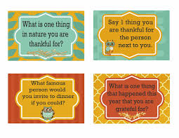 what is a thanksgiving dinner thanksgiving dinner conversation cards second chance to dream