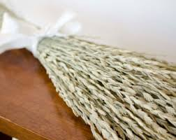 wedding oats dried grass etsy