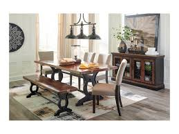 casual dining room tables signature design by ashley zurani casual dining room group