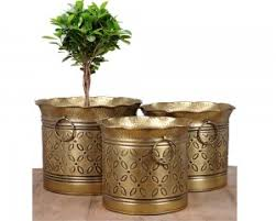large outdoor planters and metal planters online at maddhome