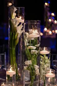 Wedding Centerpieces Floating Candles And Flowers by Best 20 Submerged Flowers Ideas On Pinterest Elegant