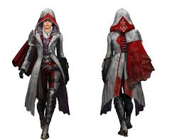 spirit halloween assassin s creed evie frye designing the female star of u0027assassin u0027s creed syndicate u0027