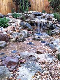 Small Backyard Ponds And Waterfalls by 132 Best Pondless Waterfall Ideas Images On Pinterest Backyard