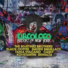 the park nyc halloween party ra circoloco halloween at tba brooklyn new york 2016
