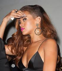 rihanna hoop earrings a roundup of rihanna s chanel obsession rihanna fashion and