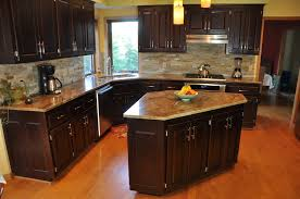 Cabinet Color Change  NHance WI Wood Renewal - Kitchen cabinets color change