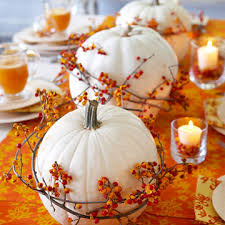 centerpiece for thanksgiving dinner table love this fall theme table setting thanksgiving pinterest