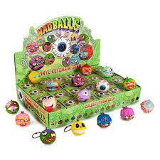 box keychain kidrobot mad balls keychain blind boxes vinyl radar toys