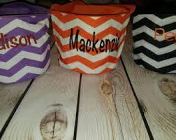 halloween buckets etsy