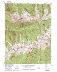 Draper Utah Map by Dromedary Peak Topographic Map Ut Usgs Topo Quad 40111e6